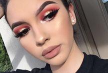 Makeup/hair