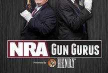 NRA Gun Gurus / by NRA Museums