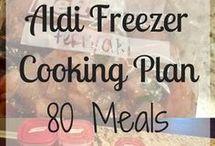 FOOD / freezer meals