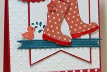 Welly boot cards