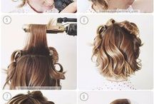 How to style (hair)