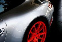 PORSCHE  / Sports cars / by John Jollensten