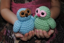 Clever Crochet - Animals / by Allison Parrish