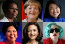Forbes List of The World's 100 Most Powerful Women