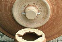 Haak in sluitingen keramiek
