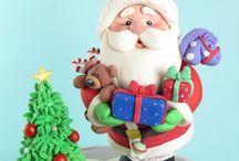 Papai  Noel  ( variados )