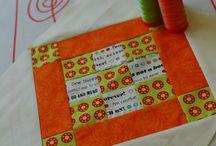 quilt alongs / by Helen LeBrett