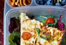 Lunch box ideas / by Claude Greer