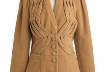Coats, Jackets, Blazers, Ponchos, Etc. / by Lucette J