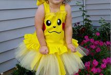 pikachu costume kids halloween