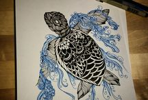 turtle-želva