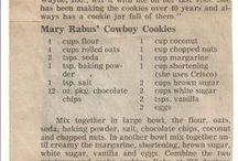 Recipes: Old Fashioned