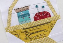 Pieced. / Paper piecing patterns for quilting projects. / by Rachael King