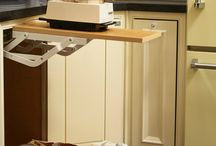 Storage solutions / All kinds of functional and cool storage solutions for the home