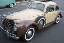 Unusual VW / Unusual VW, unsual objects inspired by VW classic cars and rarities vw related