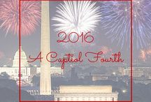 2016 A Captiol Fourth / A CAPITOL FOURTH will kick off the country's 240th birthday with a musical extravaganza like no other, topped off by the most dazzling display of fireworks anywhere in the nation! The multi-award winning event will air live from the West Lawn of the U.S. Capitol, before a concert audience of hundreds of thousands, millions more at home, as well as to our troops serving around the world on the American Forces Network and on NPR member stations nationwide. #July4thPBS