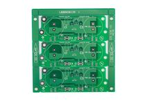 FR-4 PCB 2-L / 1. Layer: 2L 2. Base material: FR4 3. Finished Thickness: 0.8mm 4. Min hole size: 16mil 5. Min trace: 12mil 6. Min Gap: 9.42mil 7. Surface: OSP 8. Type: Plated through hole