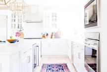 Kitchen ideas / Dreamy kitchens, kitchen decor and ideas...Everything for perfect heart of home.