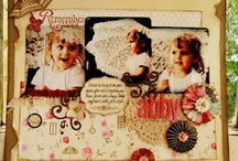 Stampin' Up! ONLY scrapbooking / by Melissa Davies - bee divine designs