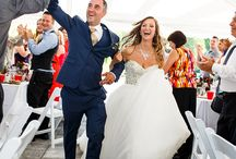 Beautiful Tented Wedding Receptions