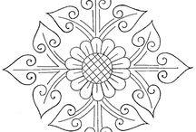 patrones para bordados