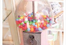 Bubble Gum Party Ideas / by Catherine Joy - Serendipity Soiree