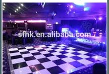 Dance floor / RK manufacture dance floor used for Wedding ,Stage ,Trade Show,Events, Party, School,Hotel,etc.