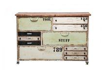 Zjawiskowe komody // Phenomenal chest of drawers