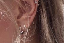 piercings oreja