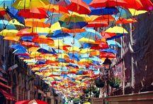 umbrellas images
