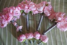 Boutonniere  / by HoneyBee Events