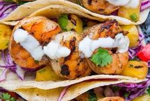 Fish & Seafood / I adore seafood! A collection of recipes to try.