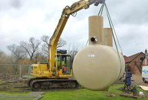 Boxall Ward Ltd - Case Studies / Completed projects illustrating Boxall Ward Ltd installation and maintenance of sewage treatment plant in Sussex, Surrey and Kent. http://boxallward.co.uk/gallery.html
