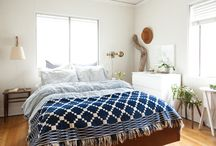 bedroom / inspiration for bedrooms  *photos are not ours*