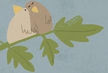 Owls, birds