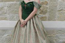 Frozen dress inspiration
