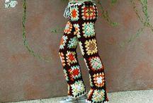 Crochet Pants