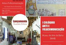 Colóquio Arte e Folkcomunicação