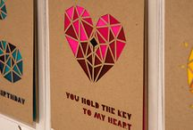 Cartes / by Oh J'adore Blog