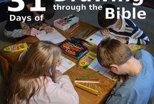 Teaching kids to love God's Word / by Stephanie Vermeer