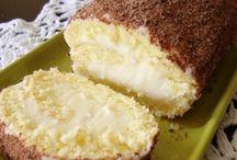 Блюда-рецепты тортов