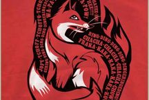 What does the fox say? / Cause I love to annoy Carla / by Beth Cole