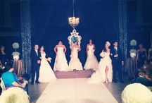 Ancaster Wedding Show Parade of Gowns / Luxury Wedding Fashion Show