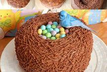 Cake making.... ;) x / Cake decorations