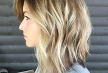 Vlasy, strih, účes,farba