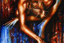 Motivasjon painting