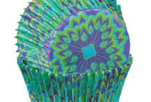 Designer Baking Liners - Pattern Cupcake Cups / We love Cupcake Cups.... and who would've thought there were so many different options.