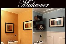 Powder room / by Katie Wiegand