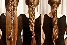 Braids, hair styles, cuts, tips / ...and all things having to do with doing your hair / by Fyre Woman