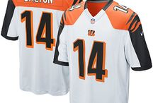 Authentic Andy Dalton Nike Jersey – Elite Game Limited - Women's Men's Youth